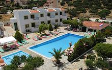 Foto Appartementen Nikolas Villas in Chersonissos ( Heraklion Kreta)
